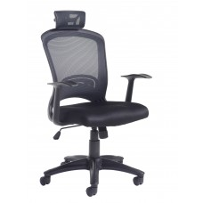 Solaris Fabric Mesh Operator Chair SOL300TI